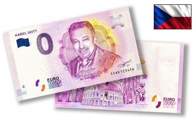 CZ003 ● Euro Souvenir ● KAREL GOTT [2019]