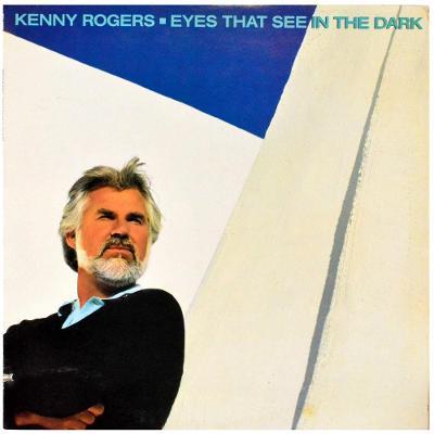 Gramofonová deska KENNY ROGERS - Eyes that see in the dark