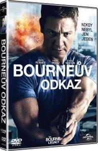 BOURNEŮV ODKAZ (DVD)