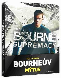 Bourneův mýtus - Blu-ray Steelbook