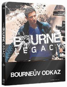 Bourneův odkaz - Blu-ray Steelbook