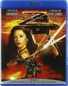 Legenda o Zorrovi - Blu-ray