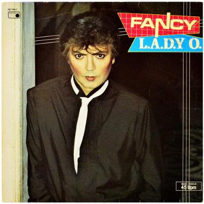 "Gramofonová deska FANCY - L.A.D.Y O. (12"")"