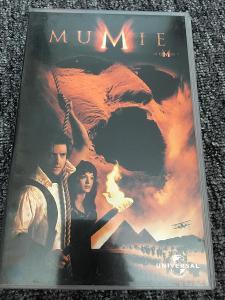 Mumie VHS