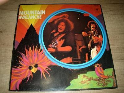Mountain – Avalanche (1974) 1.Press ,NM-