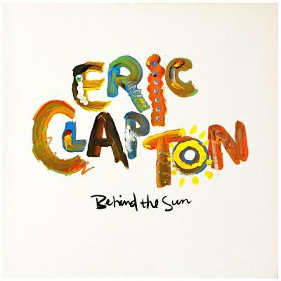 Gramofonová deska ERIC CLAPTON - Behind the sun