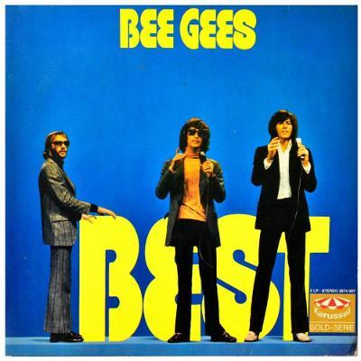 Gramofonová deska BEE GEES - Best (2LP)