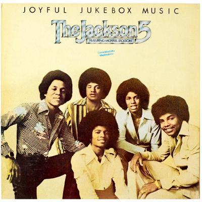 Gramofonová deska THE JACKSON 5 - Joyful jukebox music
