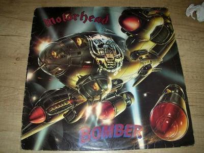 Motörhead – Bomber (1979) 1.Press UK