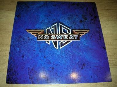 No Sweat  – No Sweat (1990) 1.Press UK ,EX+