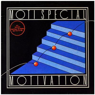 Gramofonová deska MOTI SPECIAL - Motivation