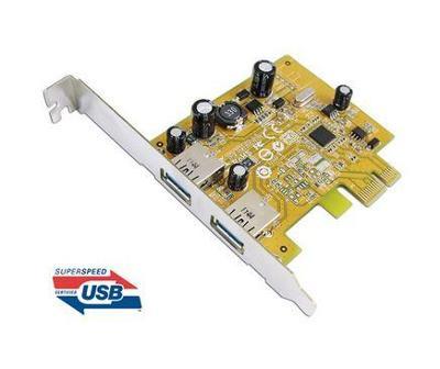 Značkové SUNIX USB2302  USB 3 porty do PCIE slotu !