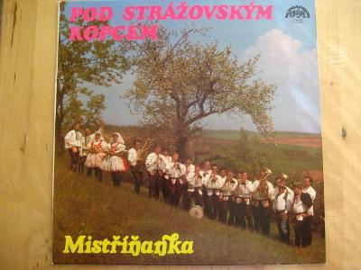 LP Pod Strážovským kopcem-Mistříňanka nálezový stav,nečištěná od korun