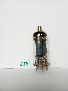 Elektronky 54 TESLA 6L50... nálepka 100%