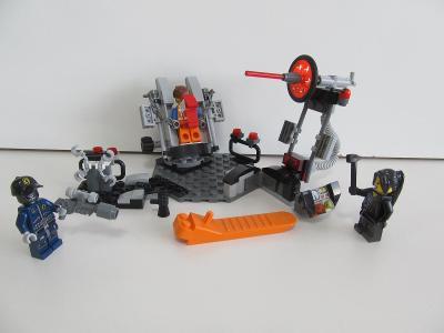 Lego Lego 70801 Movie Roztávací místnost Emmet