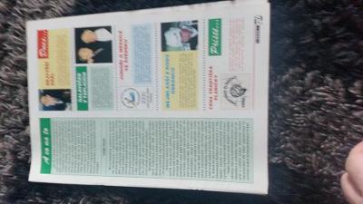 Časopis Gól - ročník 1998 - 7x + ročník 1999 - 4x