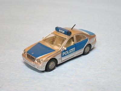 SIKU - MERCEDES BENZ C320 POLIZEI
