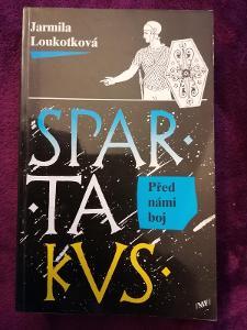 Spartakus - Před námi boj - Jarmila Loukotkova