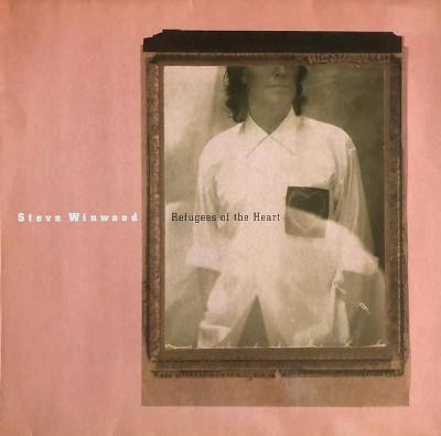 LP- STEVE WINWOOD - Refugees Of The Heart (album)´1990 UK Press