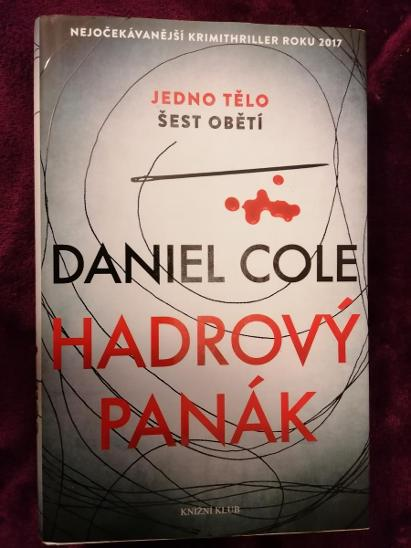 Hadrovy panák - Daniel Cole  - Knihy