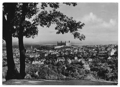 1 SLOVENSKO - BRATISLAVA - 1955