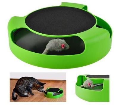 Catch the mouse - Hračka pro kočku + dárek