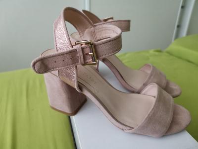 Krásné botičky - i společenské Jenny Fairy CCC vel. 38
