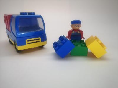 LEGO Duplo 2606 Sklápěč