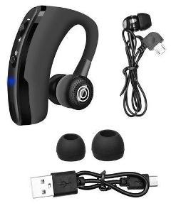 Bezdrátová sluchátka pro bluetooth ucho + dárek