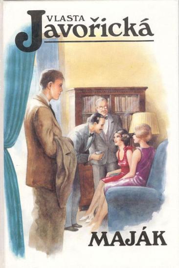 Vlasta Javořická Maják - Knihy