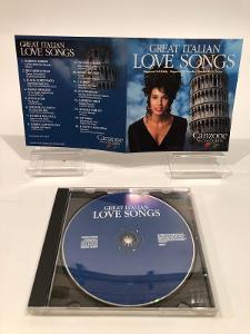 CD Great Italian Love Songs (2000)