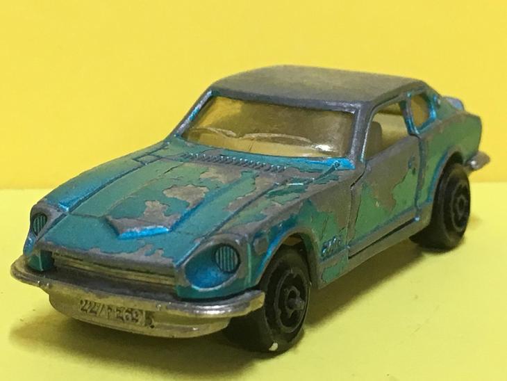 Datsun 260 Z - Majorette France 1/60  (H4-b12) - Modelářství