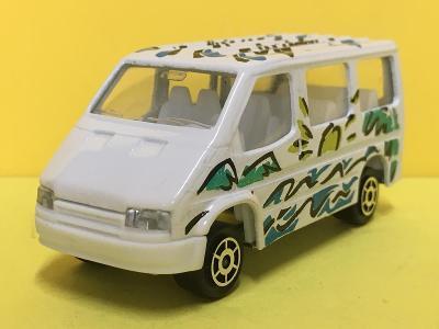 Ford Transit - Majorette 1/60  (H4-b22)