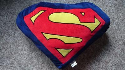 Superman - polštář Superman Logo 60 cm