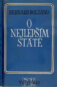 Bernard Bolzano: O nejlepším státě, 1952