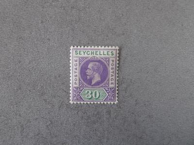 Seychelles 1912 **
