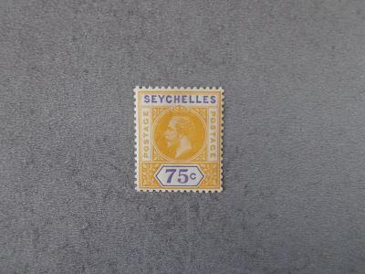 Seychelles 1912 *