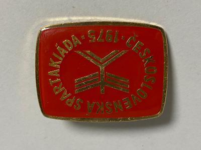 Odznak Spartakiáda Československo