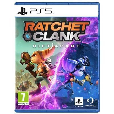 PS4 Ratchet & Clank Rift Apart CZ