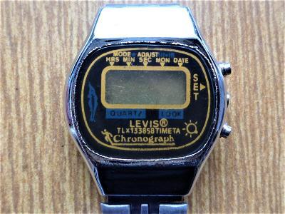 Náramkové hodinky LEVIS quartz #520-50