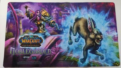 Herní podložka playmat - World of Warcraft Noblegarden