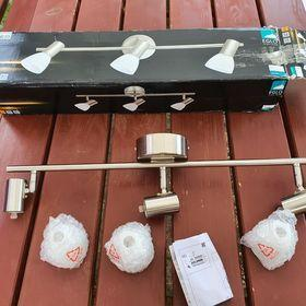 Eglo LED bodové svítidlo GLOSSY 1 3xLED/5W/230V