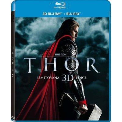 THOR 3D + 2D (Blu-ray 3D + Blu-ray)