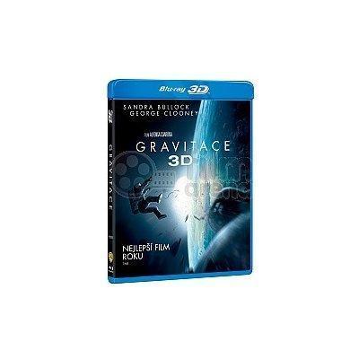 GRAVITACE 3D + 2D (Blu-ray 3D + Blu-ray)