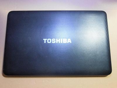 Zadní víko LCD  - Toshiba Satellite C850
