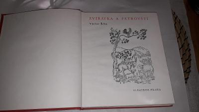 Václav Říha  Zvířátka a  Petrovští