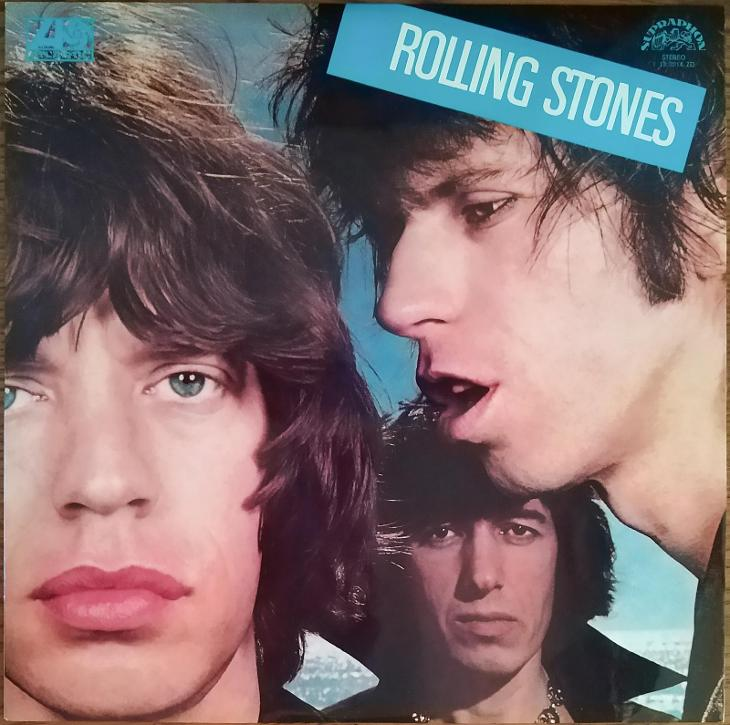 LP – The Rolling Stones – Black And Blue - Hudba