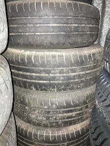 Letní pneu na Renault