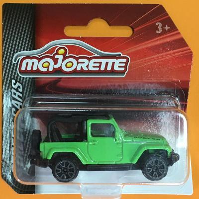 Jeep Wrangler - Majorette 1/60 (H11-x)