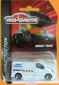 Renault Trafic - Majorette 1/64 (H11-x)